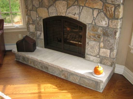 New Jersey Fireplace